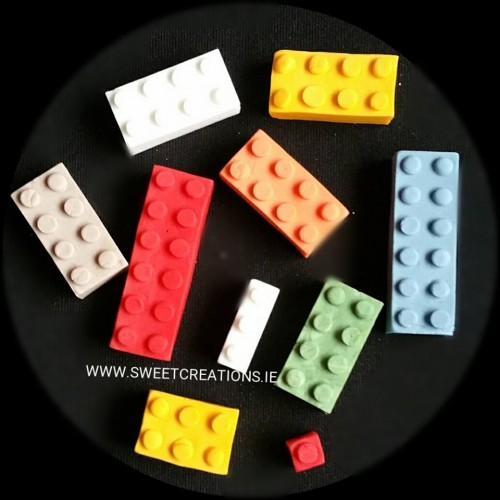 Edible Building blocks