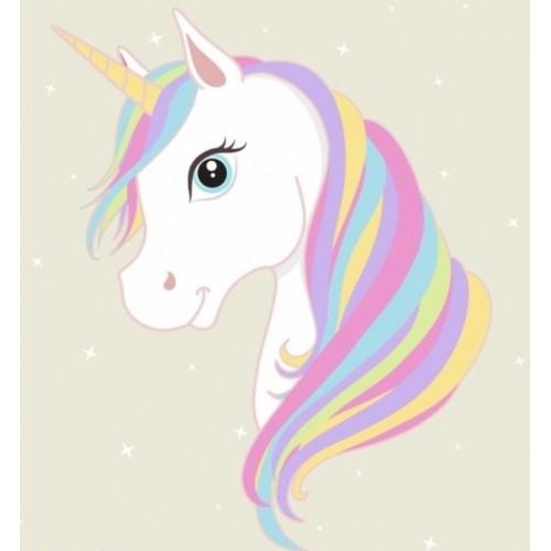 unicorn edible image