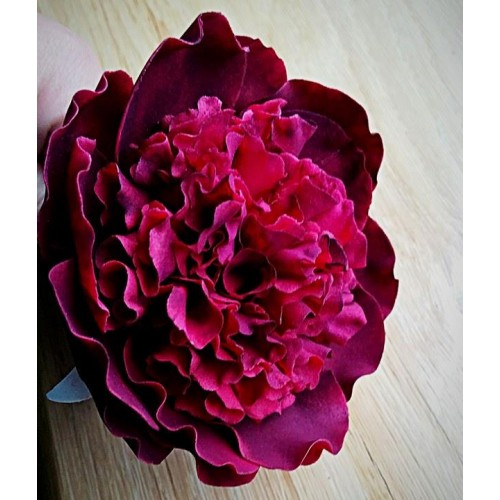 Frilled Peony Rose Flowers