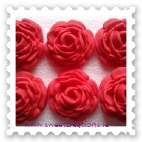 Moulded Sugar Roses Birthdays/Anniversary
