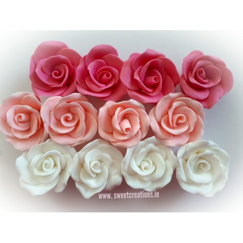 Ombre Rose Set Birthdays/Anniversary