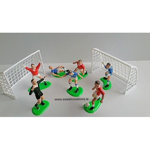 Goal Footbal Set Birthdays/Anniversary
