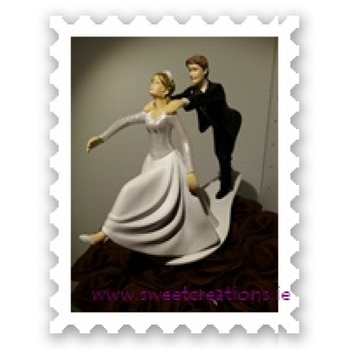 Cake Topper Runaway Bride Weddings