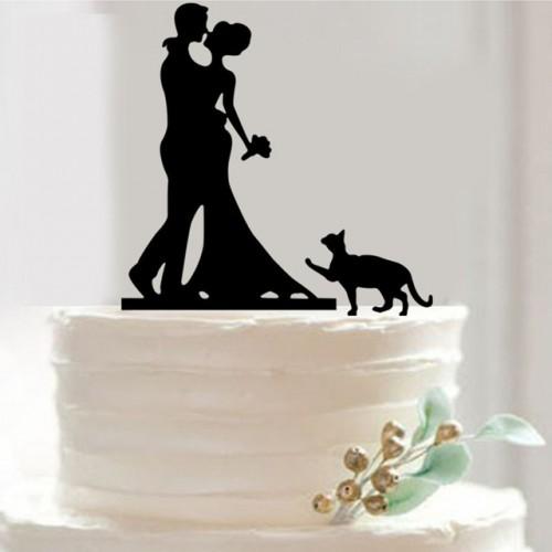 Acrylic Cake Topper Wedding Weddings