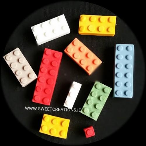 Edible Building Bricks