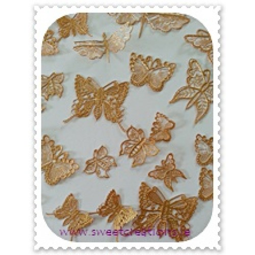 Lace Butterflies Animals/Farm
