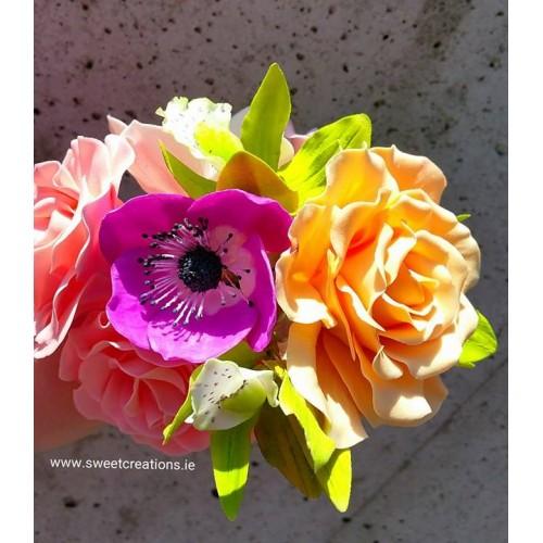 Summer Flower Bouquet Flowers