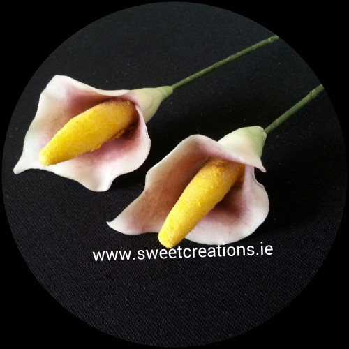 Wired Calla Lily Flowers