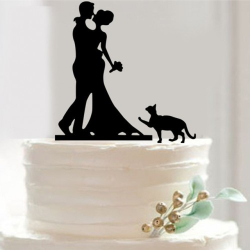 Acrylic Cake Topper Wedding Weddings